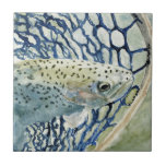 Catch & Release Fishing Designs Ceramic Tile