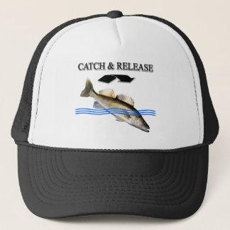Catch & Release fishing Trucker Hat