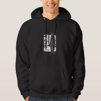 Catch & release hoodie