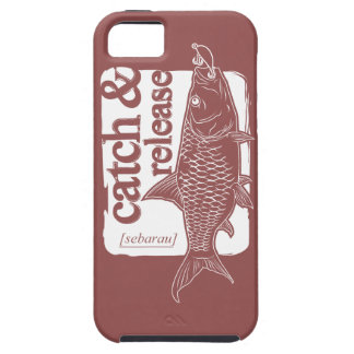 Catch & release iPhone SE/5/5s case