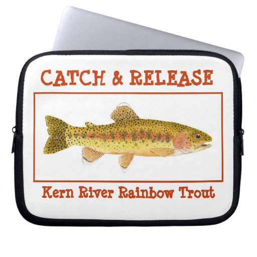 Catch & Release Laptop Sleeves