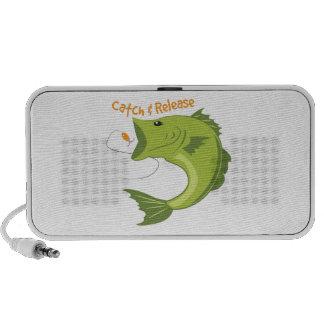 Catch & Release PC Speakers