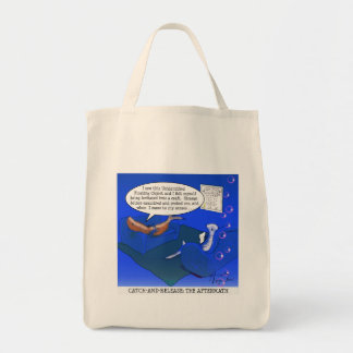 Catch-Release Tote Bag
