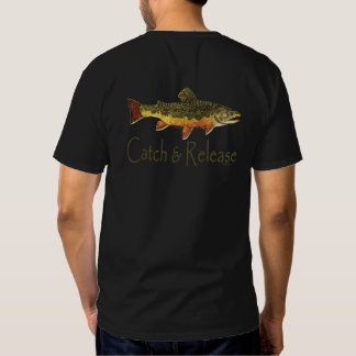 Catch & Release Trout Fishing Shirts
