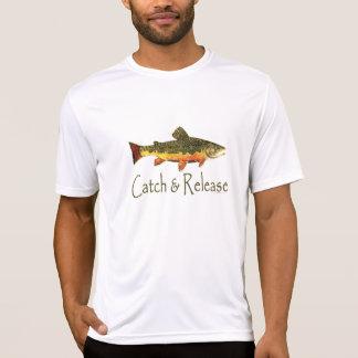Catch & Release Trout Fishing Shirt