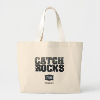 Catch Rocks Tote Bag