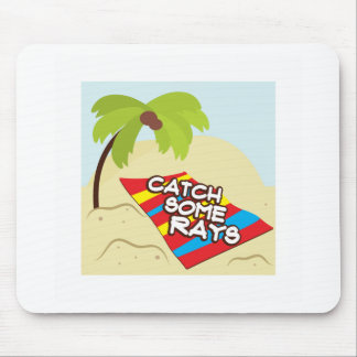 Catch Some Rays Mouse Pads