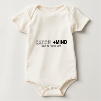 Catch The Positive Mind Rompers