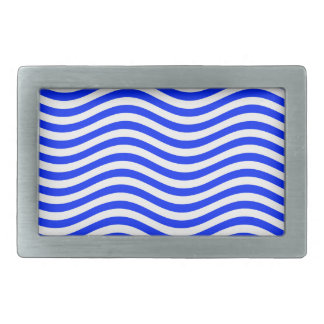 CATCH THE WAVE - BLUE COBBLER ~ ~ BELT BUCKLE