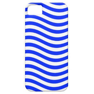CATCH THE WAVE - BLUE COBBLER ~ ~ iPhone SE/5/5s CASE