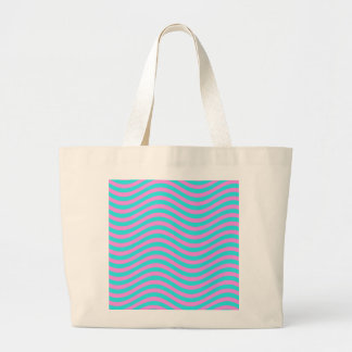 CATCH THE WAVE - EASTER EGG! ~ LARGE TOTE BAG
