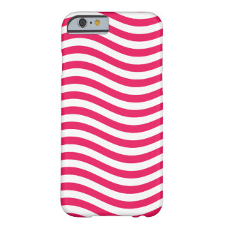 CATCH THE WAVE - HOT PINK ~ ~ BARELY THERE iPhone 6 CASE