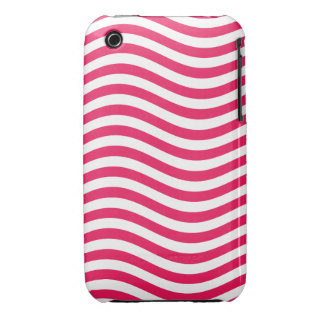 CATCH THE WAVE - HOT PINK ~ ~ iPhone 3 COVER