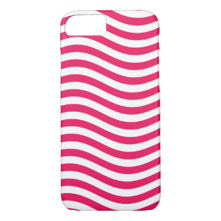 CATCH THE WAVE - HOT PINK ~ ~ iPhone 7 CASE