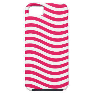 CATCH THE WAVE - HOT PINK ~ ~ iPhone SE/5/5s CASE