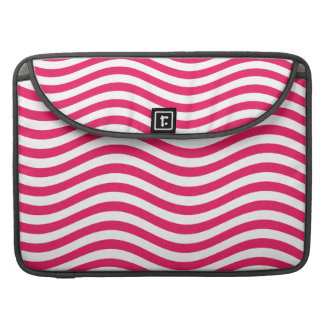 CATCH THE WAVE - HOT PINK ~ ~ MacBook PRO SLEEVE