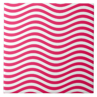 CATCH THE WAVE - HOT PINK ~ ~ TILE