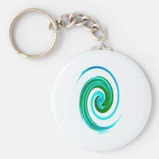 Catch the Wave! - keychain