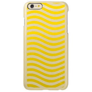 CATCH THE WAVE - LEMON MERINGUE ~ ~ INCIPIO FEATHER SHINE iPhone 6 PLUS CASE