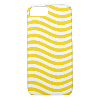 CATCH THE WAVE - LEMON MERINGUE ~ ~ iPhone 7 CASE