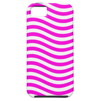 CATCH THE WAVE - MAGENTA ~ ~ iPhone SE/5/5s CASE