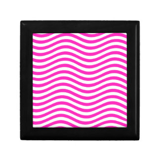 CATCH THE WAVE - NEON PINK ~~ JEWELRY BOX