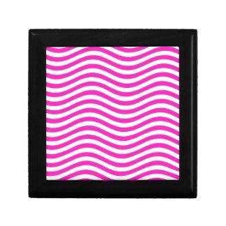 CATCH THE WAVE - NEON PINK ~~ KEEPSAKE BOX
