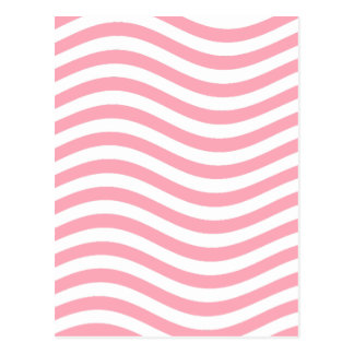 CATCH THE WAVE - PINK ~ ~ POSTCARD