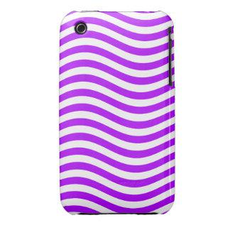 CATCH THE WAVE - PURPLE ~ ~ iPhone 3 CASE
