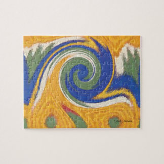 Catch the Wave Puzzle