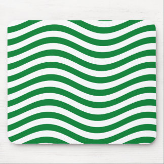 CATCH THE WAVE - SPEARMINT GREEN ~ ~ MOUSE PAD