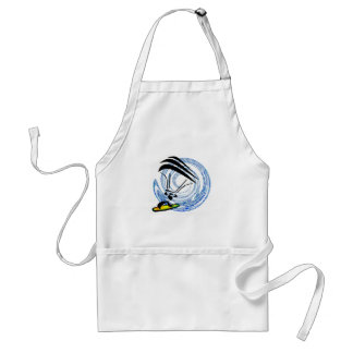 CATCH THE WIND ADULT APRON