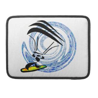 CATCH THE WIND MacBook PRO SLEEVE