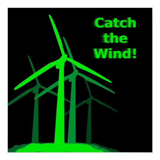 Catch the Wind! Poster
