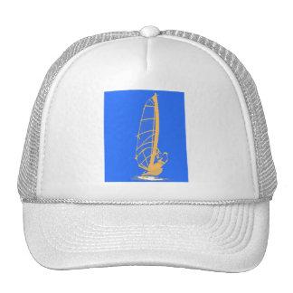 Catch the wind! trucker hat