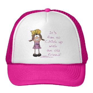 CATch Up Trucker Hat