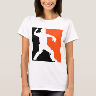 catcher, 3-color BWO T-Shirt