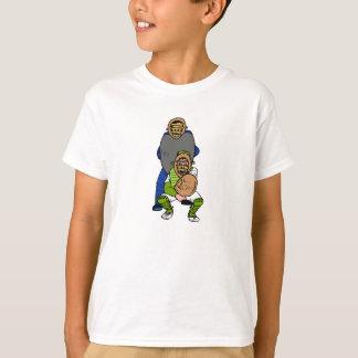 Catcher and Umpire T-Shirt
