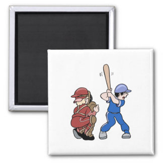 Catcher & Batter Magnet