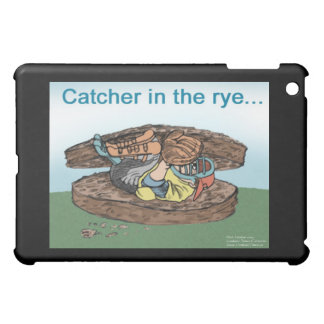 Catcher In The Rye Funny Cards Mugs Gifts Etc iPad Mini Cases