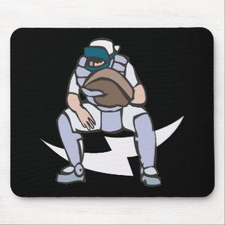Catcher Mouse Pad