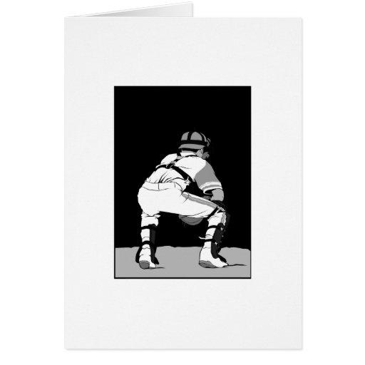 Catcher.png blanco y gris negro tarjeta pequeña