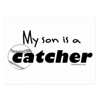 Catcher (Son) Postcard