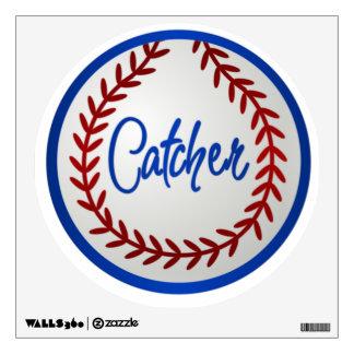 Catcher Wall Decal