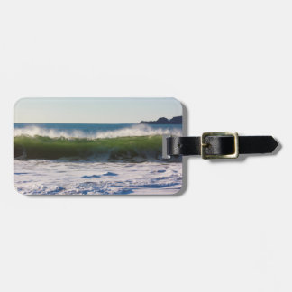 Catching a Wave Luggage Tag