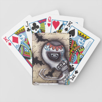 Catching Bats Playing Cards