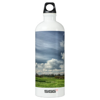 Catching Clouds (color HDR) SIGG Traveler 1.0L Water Bottle