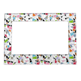 Catching Crazy Photo Frame Magnet