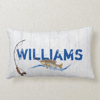 Catching Fish Pillows