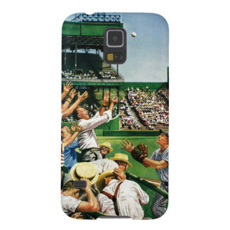 Catching Home Run Ball Galaxy S5 Cover